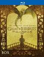 ゲーム・オブ・スローンズ 第五章: 竜との舞踏 ブルーレイ コンプリート・ボックス (5枚組)【Blu-ray】 [ ピーター・ディンクレイジ ]