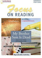 Book My Brother Sam Is Dead