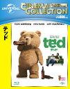 テッド【Blu-ray】 [ マーク・ウォールバーグ ]