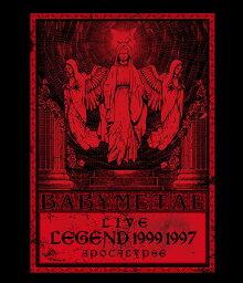 LIVE〜LEGEND 1999&1997 APOCALYPSE【Blu-ray】 [ <strong>BABYMETAL</strong> ]