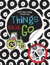 書, 雜誌, 漫畫 - Big Busy Coloring Lift the Flap Things That Go [ Thomas Nelson ]