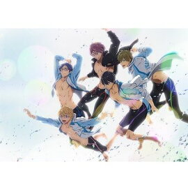 Free!-Eternal Summer-5��Blu-ray��
