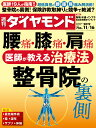 週刊ダイヤモンド 2019年 11/16号 [雑誌] (腰痛...