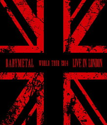 LIVE IN LONDON -<strong>BABYMETAL</strong> WORLD TOUR 2014-【Blu-ray】 [ <strong>BABYMETAL</strong> ]