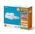 Wii U すぐに遊べるファミリープレミアムセット(シロ)の画像