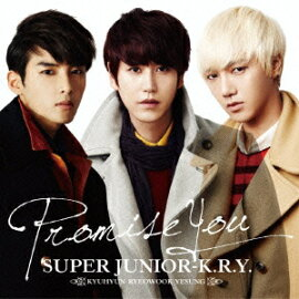 Promise You(CD+DVD)