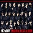 ショッピングCD HiGH & LOW ORIGINAL BEST ALBUM (2CD+Blu-ray+スマプラ) [ (V.A.) ]