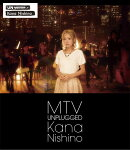 MTV UNPLUGGED KANA NISHINO���̾��סۡ�Blu-ray��