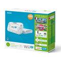 Wii U すぐに遊べるファミリープレミアムセット+Wii Fit U(シロ)の画像