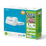 【】【クーポン利用可】Wii U すぐに遊べるファミリープレミアムセット+Wii Fit U(シロ)