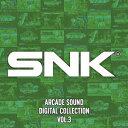 SNK ARCADE SOUND DIGITAL COLLECTION Vol.3