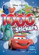 1000 Stickers: Disney Pixar