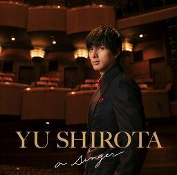 a singer [ <strong>城田優</strong> ]