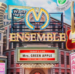 ENSEMBLE [ <strong>Mrs.</strong><strong>GREEN</strong> <strong>APPLE</strong> ]