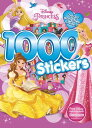 Disney Princess 1000 Stickers: Over 60 Activities Inside! [ Parragon Books Ltd ]