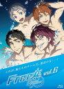 Free!-Eternal Summer-6【Blu-ray】 [ 島崎信長 ]