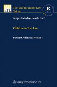 Children_in_Tort_Law��_Part_II��