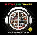【輸入盤】Songs Around The World (+dvd) [ Playing For Change ]