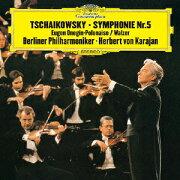 チャイコフスキー:交響曲第5番、≪エフゲニー・オネーギン≫からポロネーズ、ワルツ
