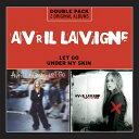 【輸入盤】Let Go / Under My Skin [ Avril Lavigne ]