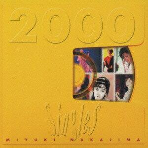 Singles 2000 [ 中島みゆき ]