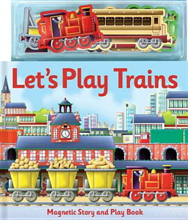 Lets Play Trains Magnetic Stor [With Magnets]