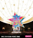THE IDOLM@STER M@STERS OF IDOL WORLD!! 2015 Live Blu-ray Day1【Blu-ray】 [ (V.A.) ...