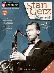 【輸入楽譜】ゲッツ Stan: ジャズ・プレイ・アロング 第132巻: スタン・ゲッツ(カラオケ & 伴奏CD付) [ ゲッツ Stan ]