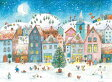 Wintervillage Advent Calendar [ Bernadette Watts ]