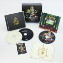 ゼルダの伝説コンサート2018 (初回数量生産限定盤 2CD+Blu-ray) 任天堂