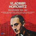 器樂曲 - 【輸入盤】ウラディミール・ホロヴィッツ/EMIレコーディングズ1930-1951(3CD) [ ピアノ作品集 ]
