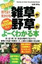 街でよく見かける雑草や野草がよーくわかる本最新版 収録数600種以上! Handy & Color