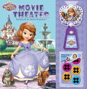 Disney Sofia the First Movie Theater Storybook & M ...