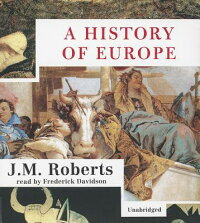 AHistoryofEurope[J.M.Roberts]
