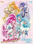 ハートキャッチプリキュア!Blu-ray BOX Vol.1(完全初回生産限定)【Blu-ray】 [ 水樹奈々 ]