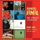 【輸入盤】Complete Collection: 1951-1959 (Box) [ Ahmad Jamal ]