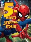 5-Minute Spider-Man Stories 5 MIN SPIDER MAN STORIES (5-Minute Stories) [ Marvel Press Book Group ]
