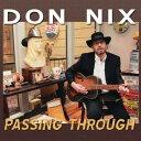 【輸入盤】Passing Through Don Nix