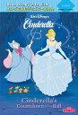 """シンデレラ """"Cinderella 039 s Countdown to the Ball"""" (朗読QRコード付き Read Disney in English えいごでよむディズニーえほん) アレン玉井光江"""