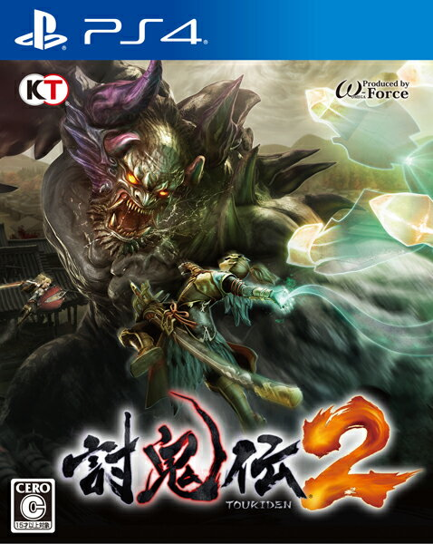 【予約】討鬼伝2 通常版 PS4版