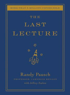 LAST LECTURE,THE(CD)