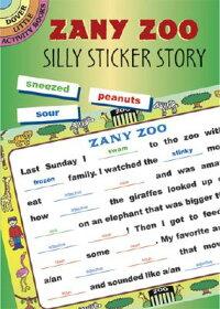 Zany_Zoo��_Silly_Sticker_Story