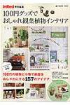 100円グッズでおしゃれ観葉植物インテリア
