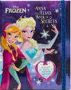 Disney Frozen Anna and Elsa's Book of Secrets: Keep Your Dreams and Secrets Safe...