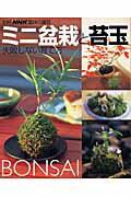 ミニ盆栽と苔玉...:book:11227046