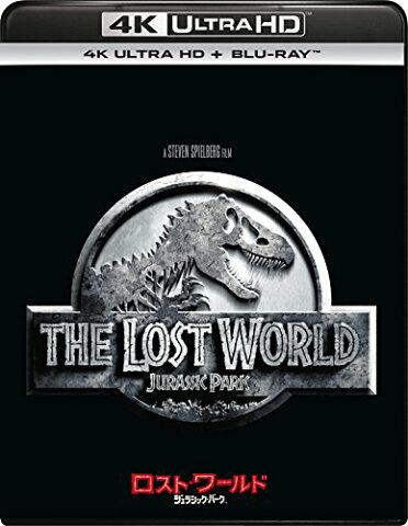 ロスト・ワールド/ジュラシック・パーク(4K ULTRA HD + Blu-rayセット)【4K ULTRA HD】 [ ジェフ・ゴールドブラム ]