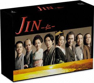 JIN-仁ー Blu-ray BOX【Blu-ray】 [ 大沢たかお ]...:book:14191118