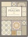 書, 雜誌, 漫畫 - The Book of Psalms: For Creative Journaling [ Ellie Claire ]