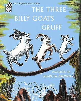 THREE BILLY GOATS GRUFF,THE(P) [ P.C.&MOE ANDERSON, J.E.&BROWN, MARCIA ]