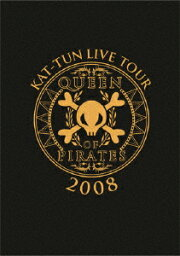 <strong>KAT-TUN</strong> LIVE TOUR 2008 QUEEN OF PIRATES [ <strong>KAT-TUN</strong> ]